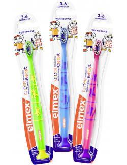 Elmex Kinder-Zahnbürste weich