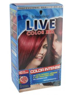 Schwarzkopf Live Color XXL 43 red passion (143 ml) - 4015000513272