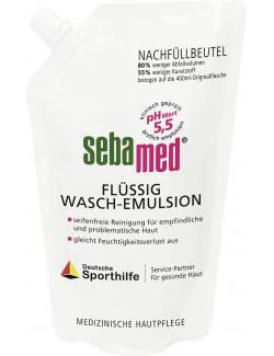 Sebamed Flüssig Wasch-Emulsion Nachfüllbeutel