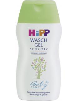 Hipp Babysanft Mini Waschgel sensitiv Haut & Haar