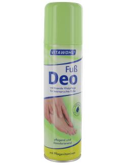 Vitawohl Fuß Deo Spray (200 ml) - 4009737306931