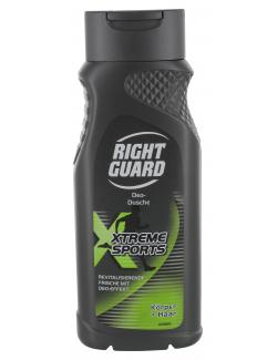 Right Guard Xtreme Sports Deo-Dusche Körper + Haar (250 ml) - 4015000913508