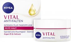 Nivea Vital Anti-Falten Extra reichhaltige Tagespflege trockene reife Haut (50 ml) - 4005808614158