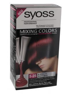Syoss Mixing Colors 5-25 kirsch-rot-Mix (135 ml) - 4015000943000