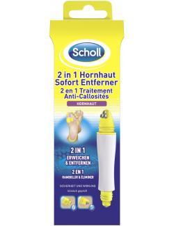 Scholl 2in1 Hornhaut Sofort Entferner (9 ml) - 5038483951606