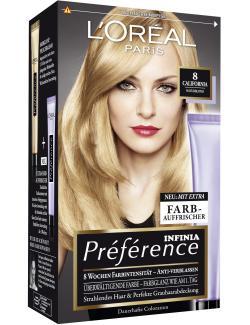 L'Oréal Préférence Récital 8 naturblond (1 St.) - 3600522117568