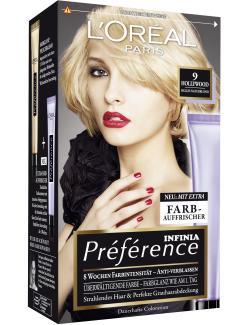 L'Oréal Préférence Récital 9 helles Naturblond (1 St.) - 3600522117216