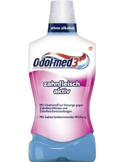 Odol-med3 Mundspülung Zahnfleisch aktiv (500 ml) - 4026600149600