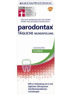 Parodontax Mundspülung
