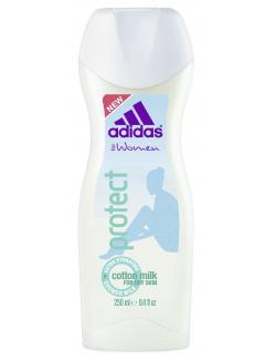 Adidas For Women Protect Cotton Milk Duschgel