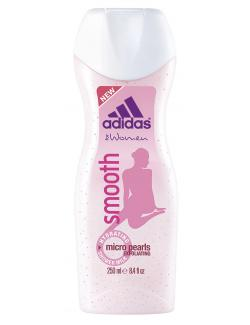Adidas For Women Smooth Micro Pearls Duschgel