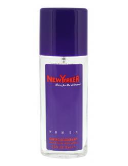 New Yorker Caring Deodorant Spray (75 ml) - 4011700912032