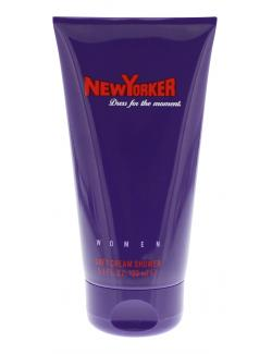 New Yorker Women Soft Cream Shower (150 ml) - 4011700912049