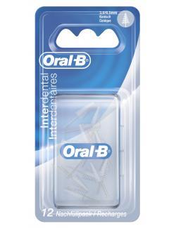 Oral-B Interdental Bürsten Nachfüllpack konisch
