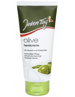 Jeden Tag Handcreme Olive