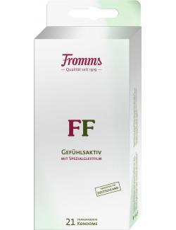 Fromms FF Gefühlsaktiv Kondome (21 St.) - 4008600165675