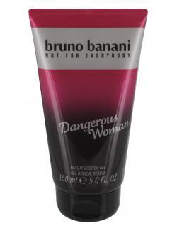 Bruno Banani Dangerous Woman Shower Gel (150 ml) - 737052591766