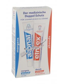 Aronal & Elmex Mini-Mundhygiene-Set - 4007965014093