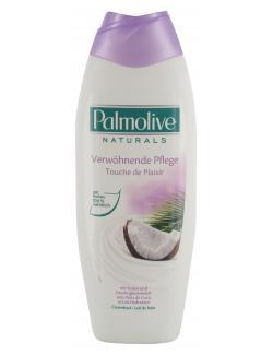 Palmolive Naturals Verwöhnende Pflege Cremebad Kokos & Feuchtigkeitsmilch