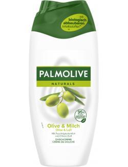 Palmolive Naturals Ultra Feuchtigkeitspflege Olive & Feuchtigkeitsmilch Cremedusche