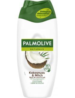 Palmolive Naturals Verwöhnende Pflege Kokos & Feuchtigkeitsmilch Cremedusche