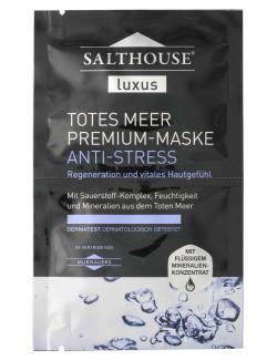 Salthouse Luxus Totes Meer Premium Maske anti-stress (2 x 5 ml) - 4008890007730