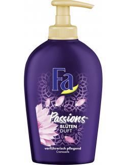 Fa Mystic Moments Cremeseife Sheabutter & Passionsblüte (250 ml) - 4015000997522