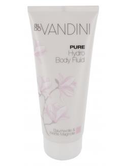 Aldo Vandini Pure Baumwolle & weiße Magnolie Hydro Body Fluid (200 ml) - 4003583176311