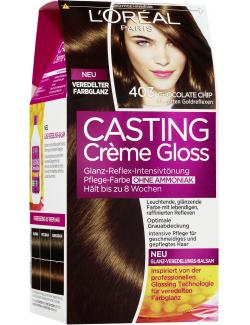 L'Oréal Casting Crème Gloss 403 Chocolate Chip (160 ml) - 3600522407379