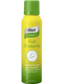 Efasit Classic Fuß Deospray