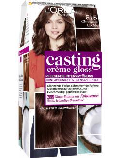 L'Oréal Casting Crème Gloss 515 chocolate cookie