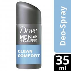 Dove Men+Care Clean Comfort Deo Spray