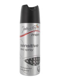 Jeden Tag Sensitive Men Deo Spray (200 ml) - 4306180009205