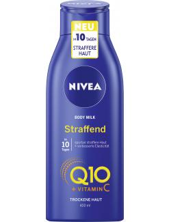 Nivea Q10 Energy hautstraffende Body Milk