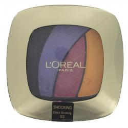 L'Oréal Color Riche Quad Lidschatten S3 disco smoking (1 St.) - 3600522203704