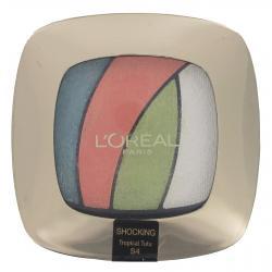 L'Oréal Color Riche Quad Lidschatten S4 tropical tutu (1 St.) - 3600522203711