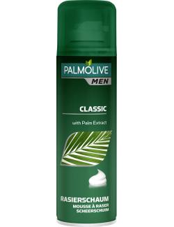 Palmolive For Men Rasierschaum Palm Extrakt classic