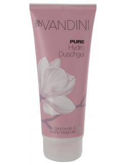 Aldo Vandini Pure Baumwolle & Weiße Magnolie Hydro Duschgel (200 ml) - 4003583176274