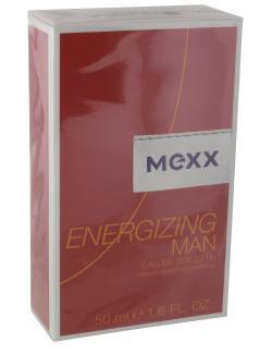Mexx Energizing Eau de Toilette (50 ml) - 737052679068