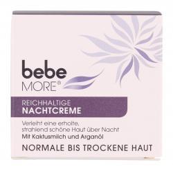 Bebe More Bedtime Beauty Nachtcreme (50 ml) - 3574660648843
