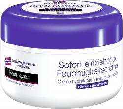 Neutrogena Feuchtigkeitscreme sofort einziehend
