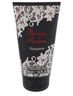 Christina Aguilera Unforgettable Beauty Shower Gel (150 ml) - 737052727936