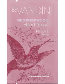 Aldo Vandini Regeneration Handmaske Pfirsich & Seide (2 x 7,50 ml) - 4003583175628