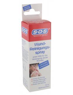 SOS Wund-Reinigungsspray (50 ml) - 4036581526666