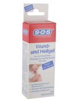 SOS Wund- und Heilgel (30 ml) - 4036581527052