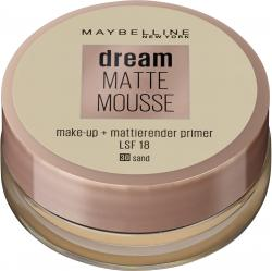 Maybelline Jade Dream Matte Mousse Make-Up 030 sand (1 St.) - 3600530169344