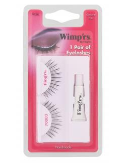 Wimp'rs by Fing'rs Echthaar-Wimpern (1 St.) - 12742700032