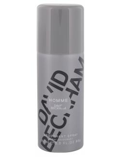 David Beckham Homme Deodorant Spray (150 ml) - 3607342292420