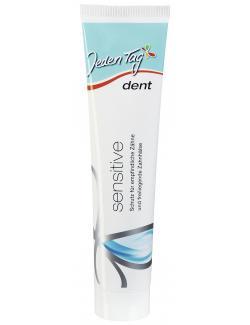Jeden Tag Dent Zahncreme sensitive
