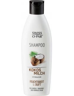 Swiss-O-Par Glanz + Duft Kokos-Milch Shampoo